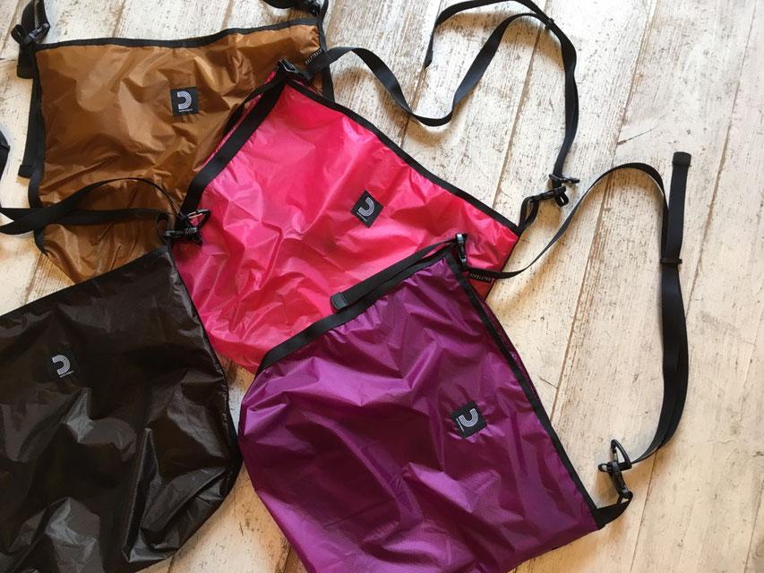 HALF TRACK PRODUCTS(ハーフトラックプロダクツ) carmeno bag 各6,000(+TAX)