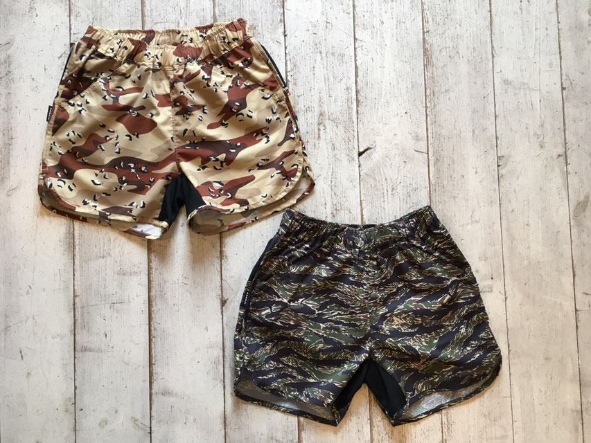 Mountain Martial Arts(マウンテンマーシャルアーツ) Camo Air Light Run Pants 各¥16,000(+TAX)