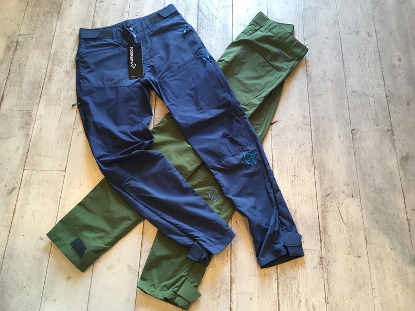 NORRONA(ノローナ) bitihorn lightweight Pants 各¥20,000(+TAX)
