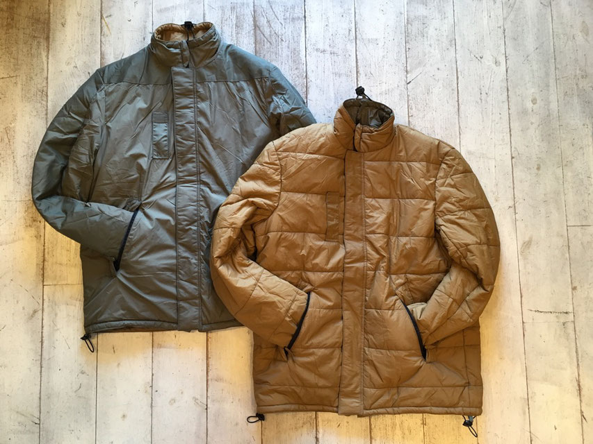 NETERLANDS ARMY RIVERSIBLE SOFTY JACKET ¥15,800(+TAX)