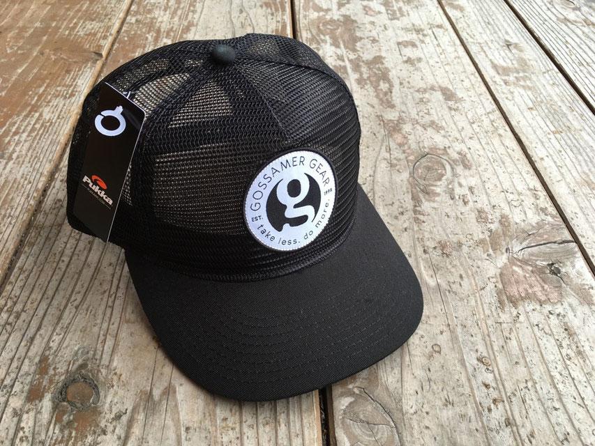 GOSSAMER GEAR(ゴッサマ―ギア) BADGE HAT ¥3,600(+TAX)