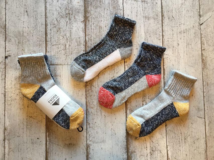 KEE SPORTS(キースポーツ) 3P Set Socks(ミディアム) ¥1,500(+TAX)