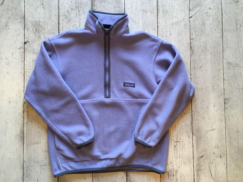 patagonia(パタゴニア) Synchilla Half-Zip Fleece ¥4,860(税込)