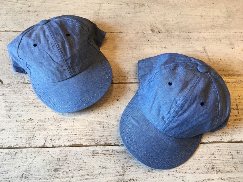 80's ITALIAN ARMY CHAMBRAY B.B CAP ¥3,500(+TAX)