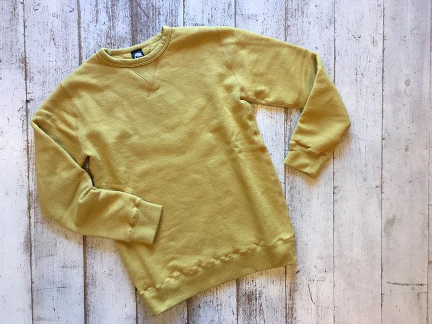 Yetina(イエティナ)sweatshirt(2018) 各¥18,000(+TAX)