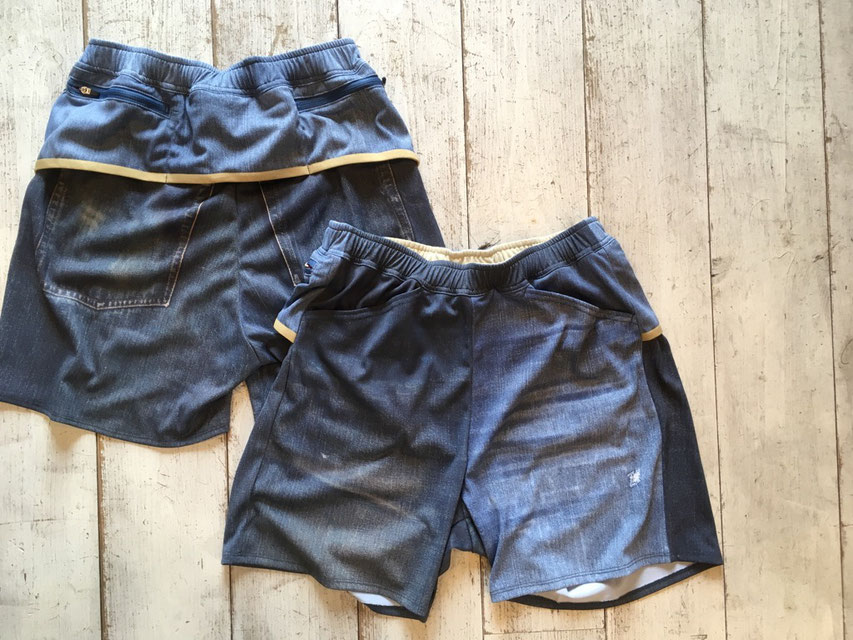 Mountain Martial Arts(マウンテンマーシャルアーツ) Crazy Denim Run Pants ¥15,500(+TAX)