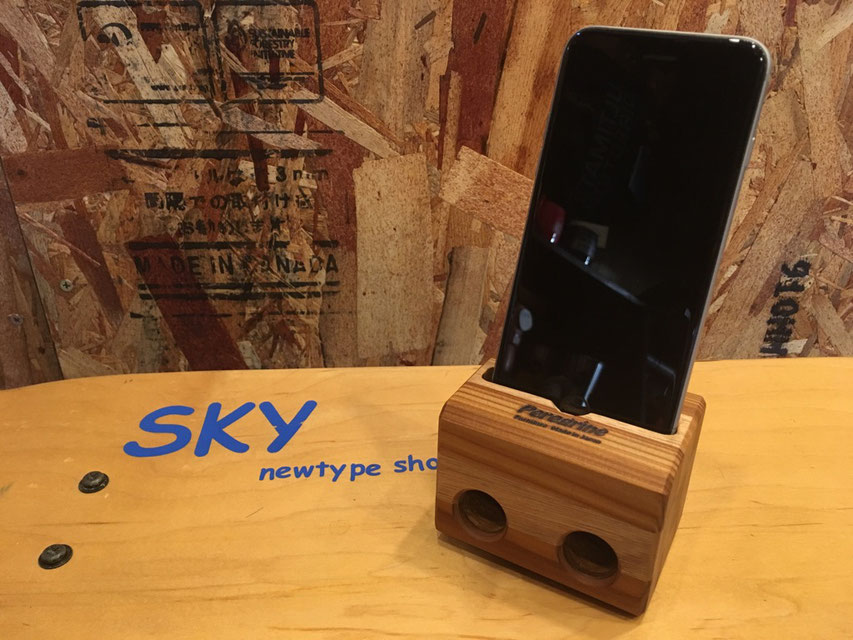 Peregrine Furniture(ペレグリンファニチャー) Sounds Wood for iphone ¥7,020(税込)