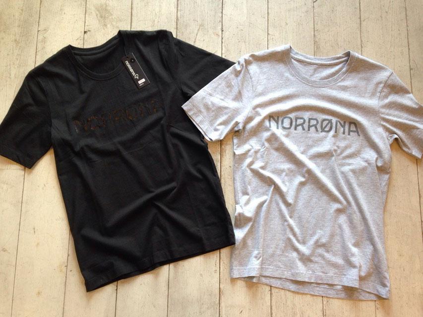 NORRONA(ノローナ)29 cotton norrona T-shirt 各¥5,400(税込)