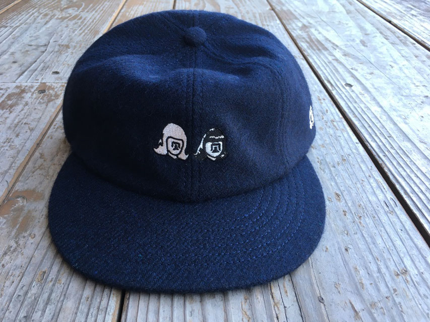 TACOMA FUJI RECORDS(タコマフジレコード) STEREO COPY CAP designed by LUNG ¥6,200(+TAX)