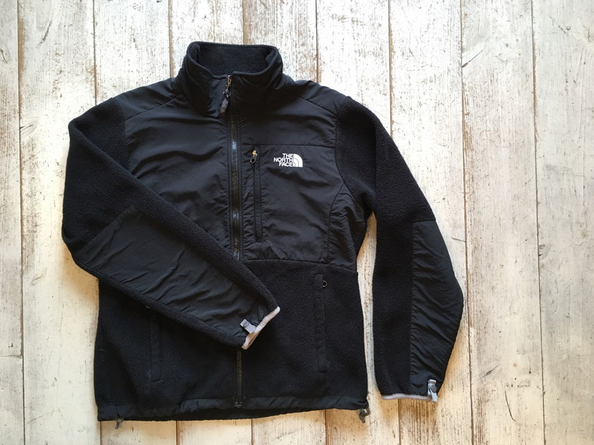 『USED』 THE NORTH FACE(ザ・ノースフェイス) Denali Jacket(USED) ¥5,000(+TAX)