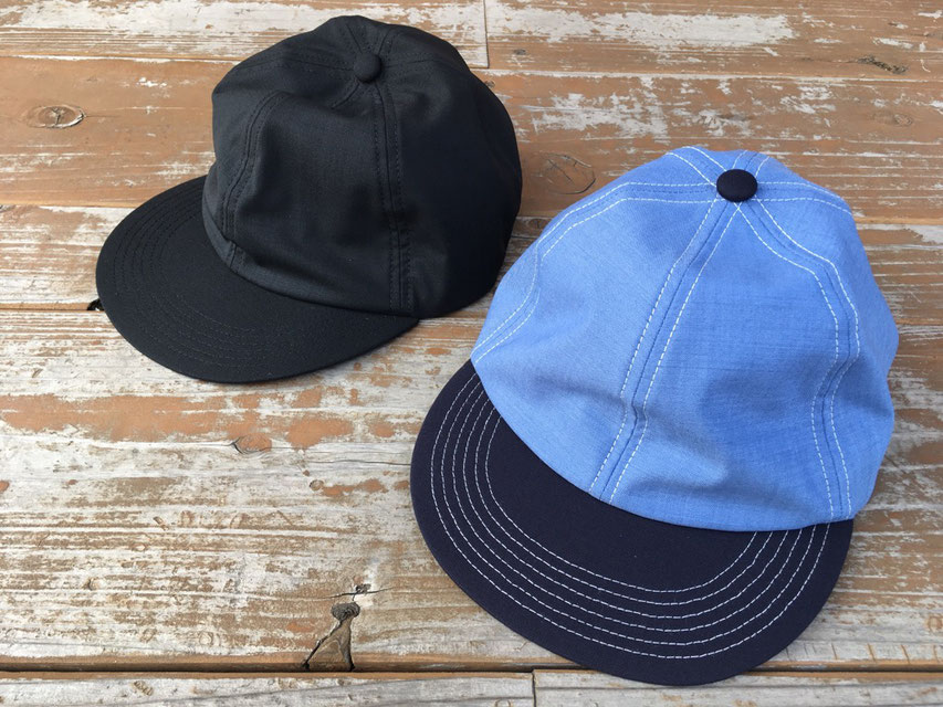 "velo spica(ヴェロスピカ) Flip Up B Cap ""Merino Wool"" 各¥6,500(+TAX)"