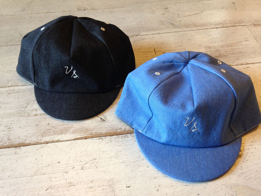 velo spica(ヴェロスピカ)Polo Style Cycling Cap 各¥4,104(税込)