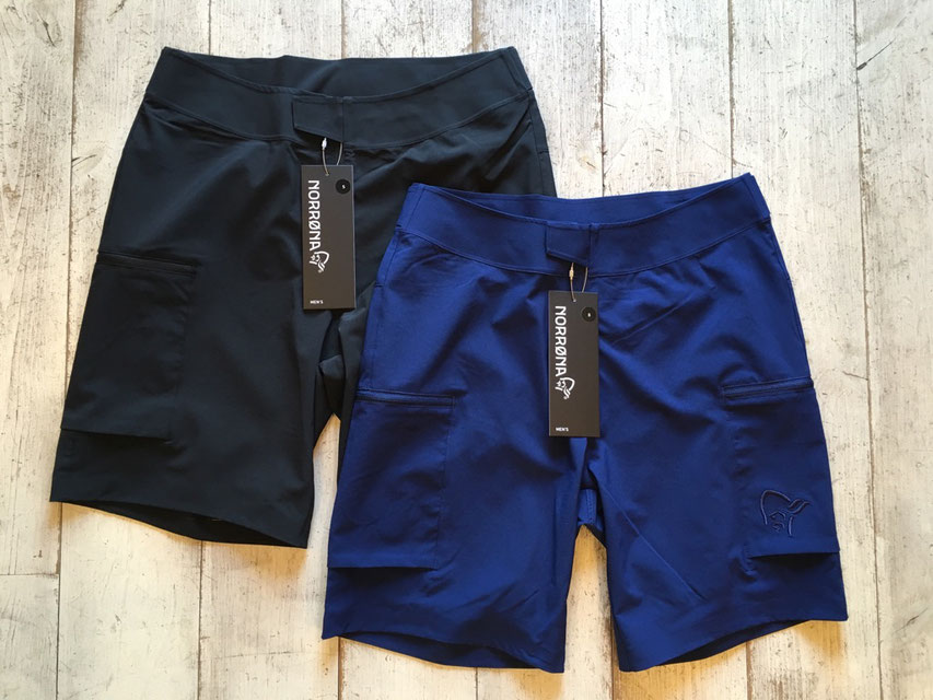 NORRONA(ノローナ)29 lightweight flex1 Shorts 各¥12,960(税込)