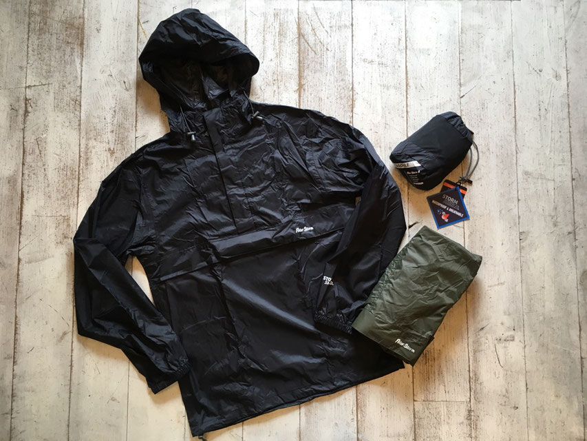Peter Storm(ピーターストーム) Packable Cagoule Anorak 各¥9,800(+TAX)
