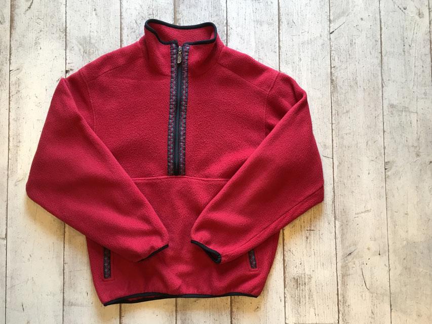 THE NORTH FACE(ザ・ノースフェイス) Fleece Pullover ¥7,560(税込)