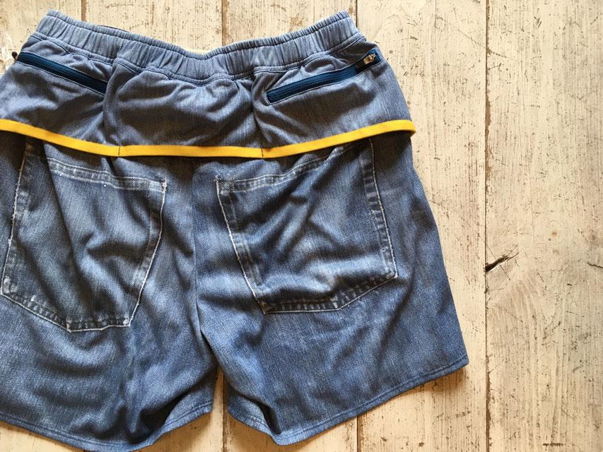 Mountain Martial Arts(マウンテンマーシャルアーツ)Denim Run Pants 70 ¥15,984(税込)