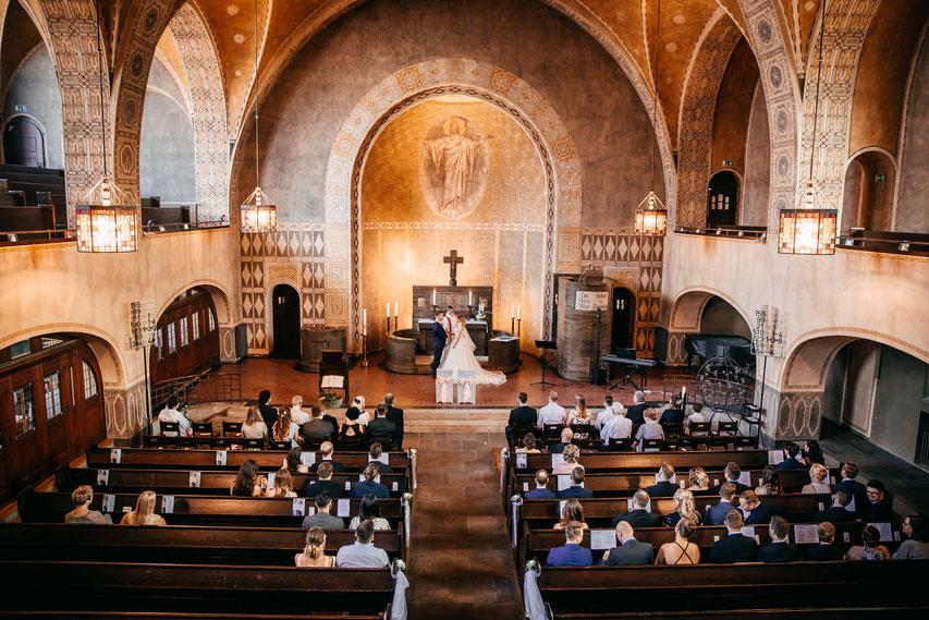 Hochzeit Lutherkirche Osnabrück