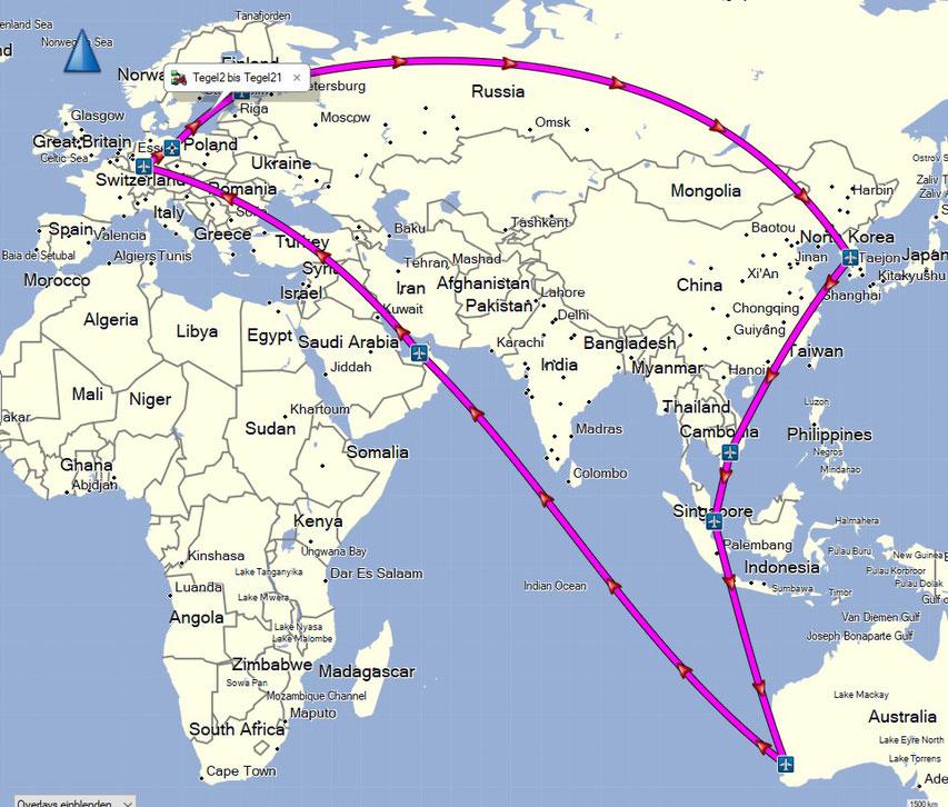 Korea - Vietnam - Australien - fgsimons Webseite!