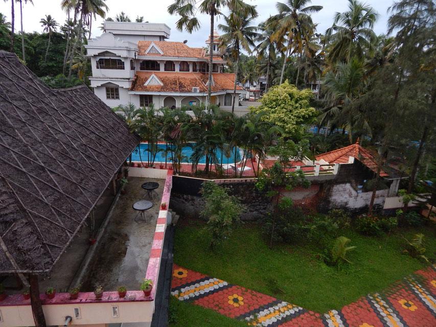JYOTI-YOGI Ayurveda, Yoga & Meditation à Varkala, Vedadays, Kérala Inde du Suc