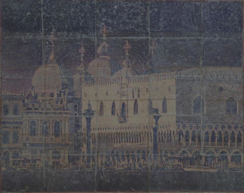 Venezia - Palais del Doge - Brume