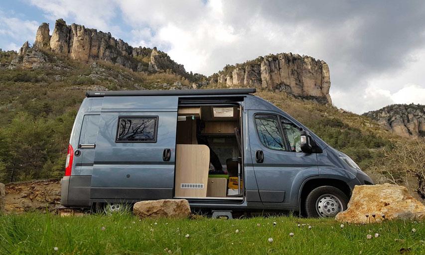 Clever Kastenwagen Tour 540