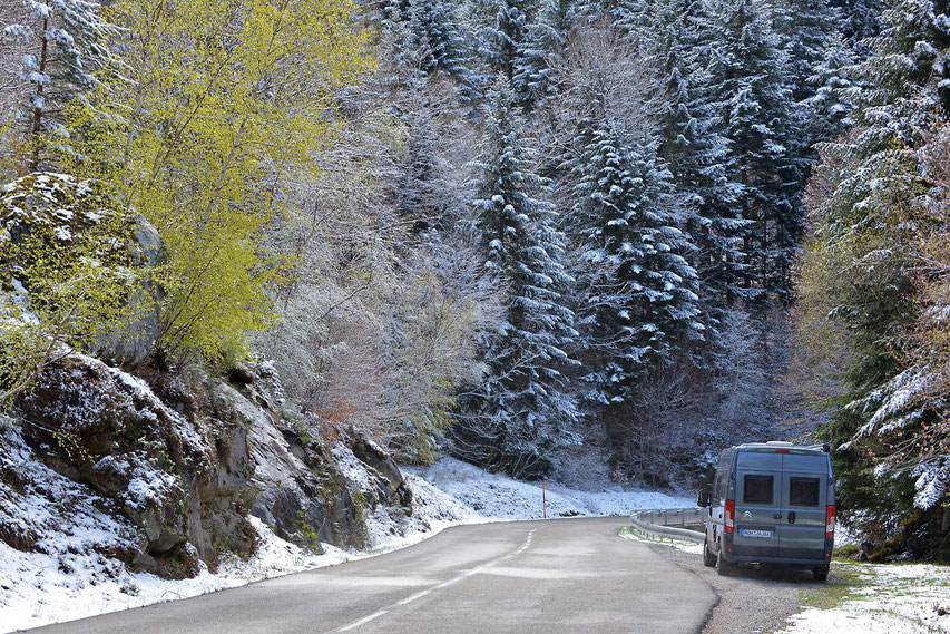 Pyrenäen-Überquerung