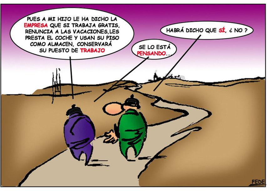 Fede, La Eurotira, cartooningja.jimdo