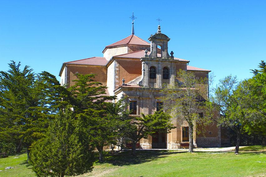 Ermita de Moral de Hornuez