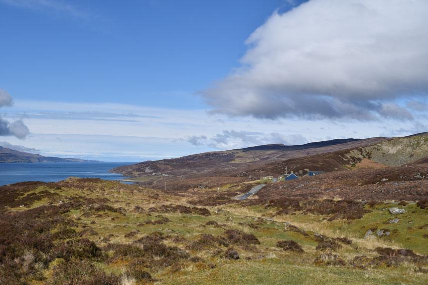 Raasay moorland
