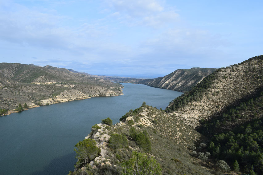 River Ebro, Punta de Duc, Spanish Civil War