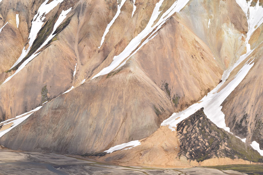 Skalli hike Landmannalaugar