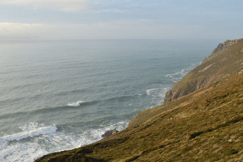 St Agnes Head, Cornwall Coast Path
