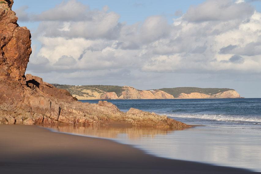 Praia das Furnas, Sagres, Portugal