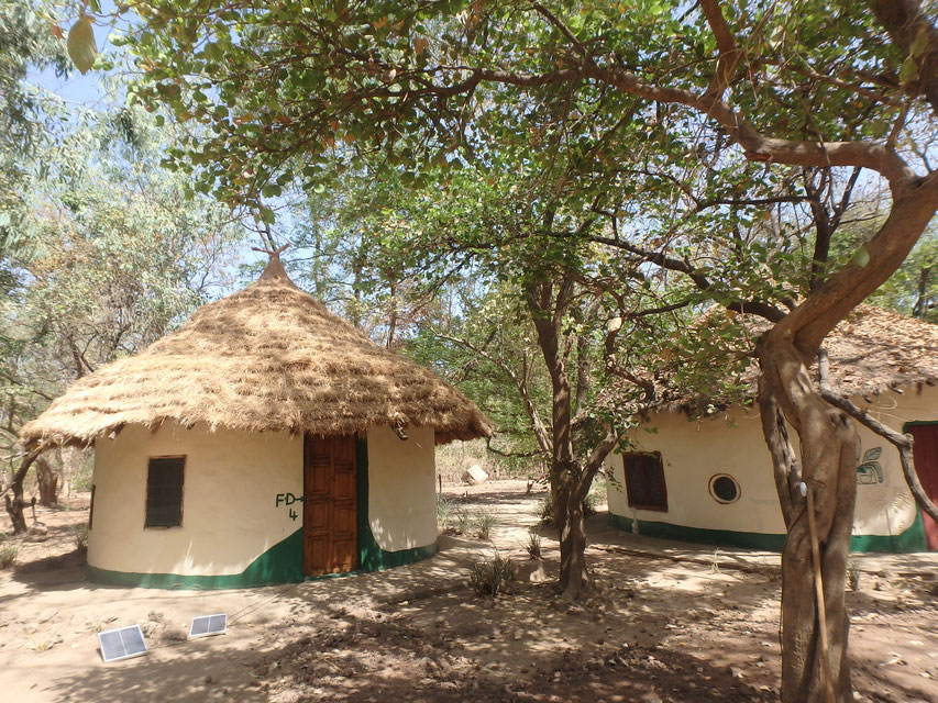 Janjanbureh Camp, The Gambia