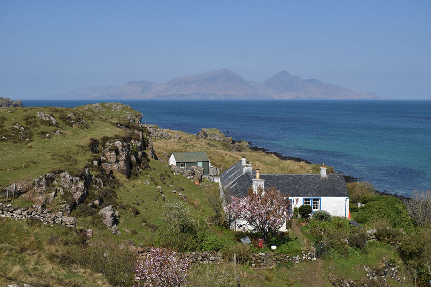 Gallanach Cottage, Isle of Muck