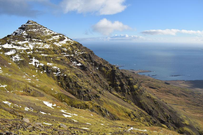 steinketill, East Fjords