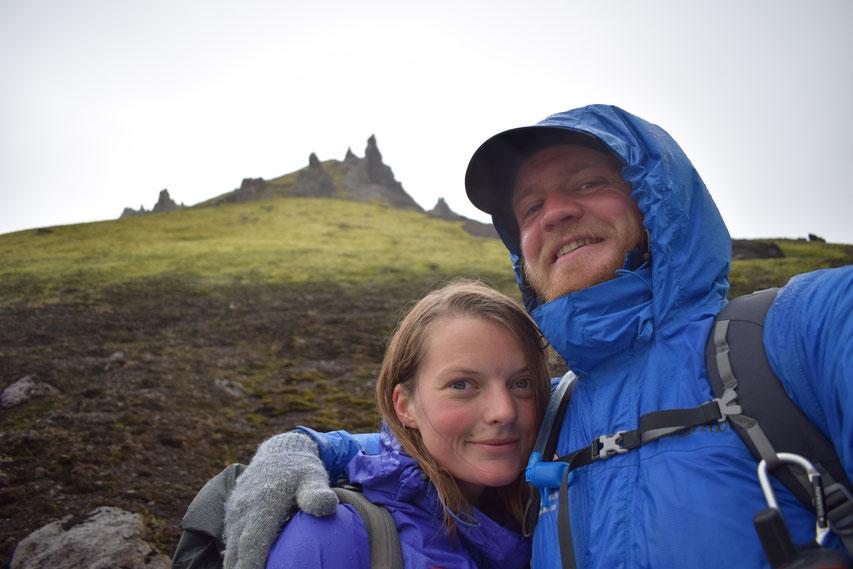 Katie Featherstone Iceland