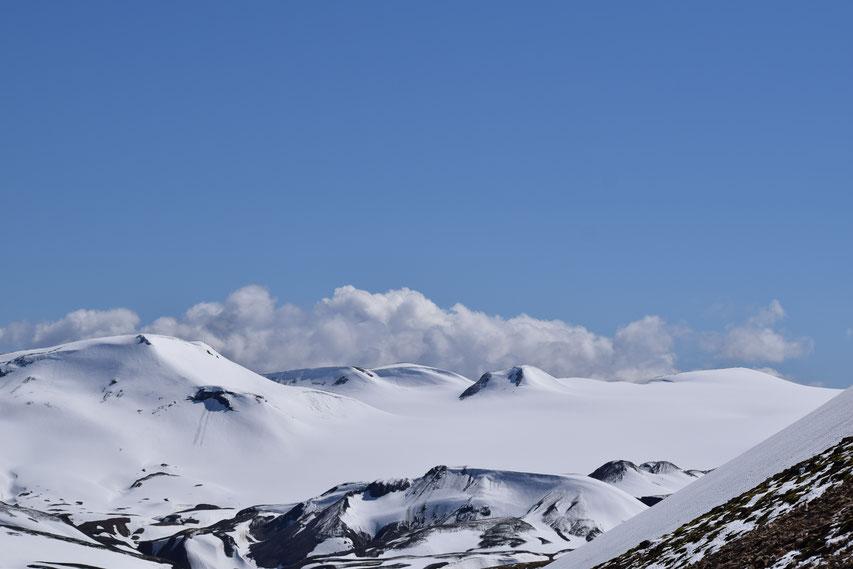 Torfajökull - Skalli hike Landmannalaugar
