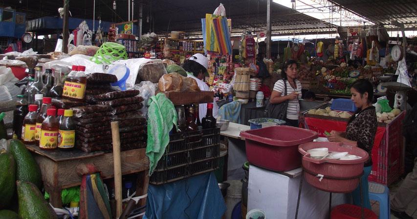 Chiclayo market