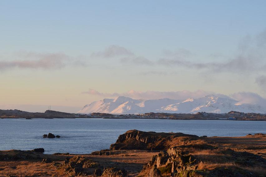 Berufjörður, Djúpivogur, East Fjords, Iceland