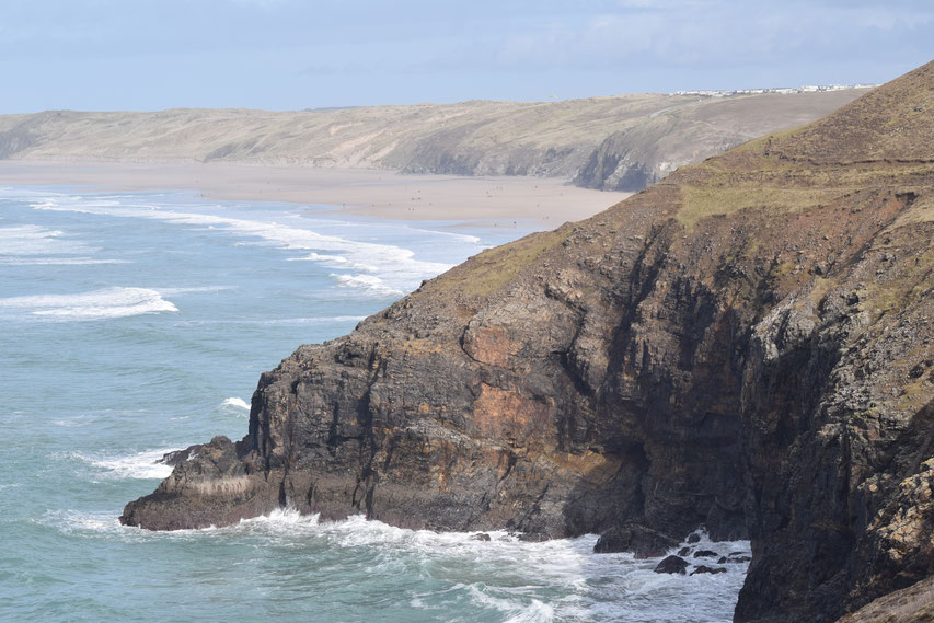Pennaporth, Cornwall Coast Path