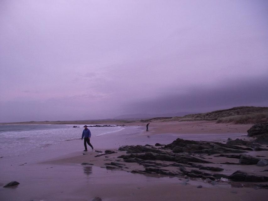 Kintra beach, Isle of Islay, Inner Hebrides, Scotland.