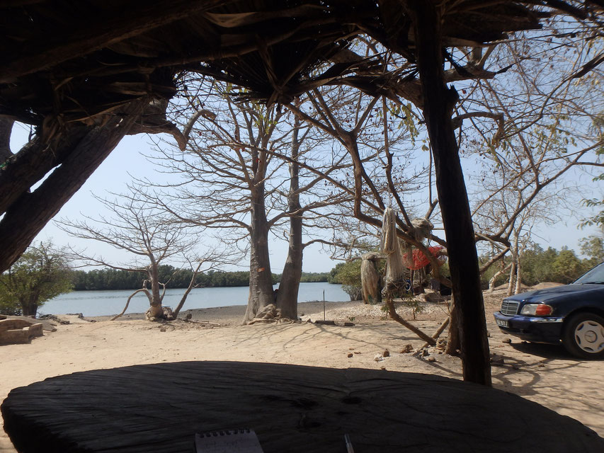 Tumani Tenda eco camp Gambia