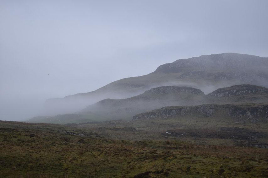 hills Isle of Muck