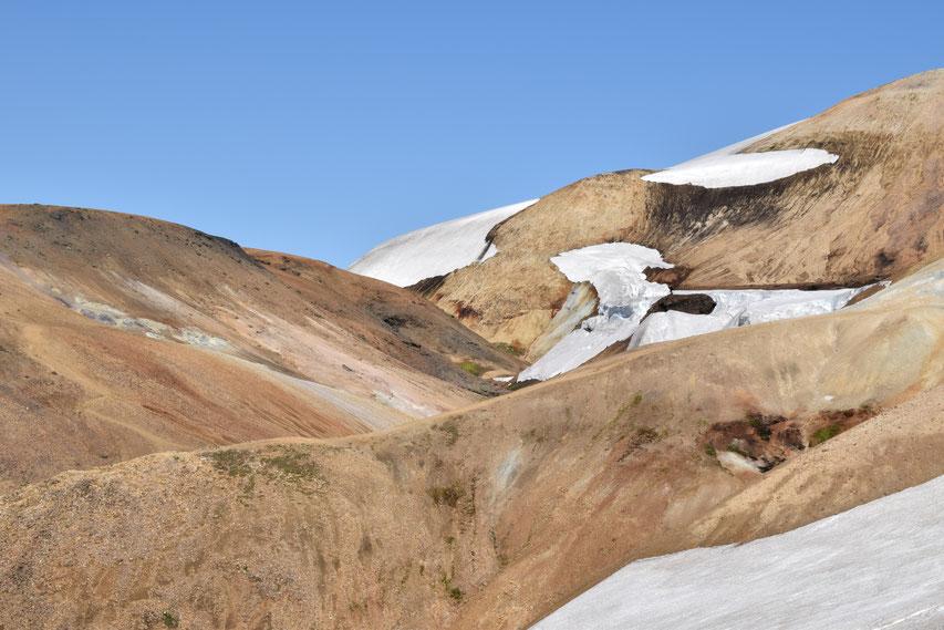 Laugavegur, Fjallabak