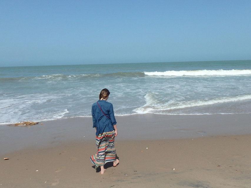 Sanyang, Gambia - paradise beach