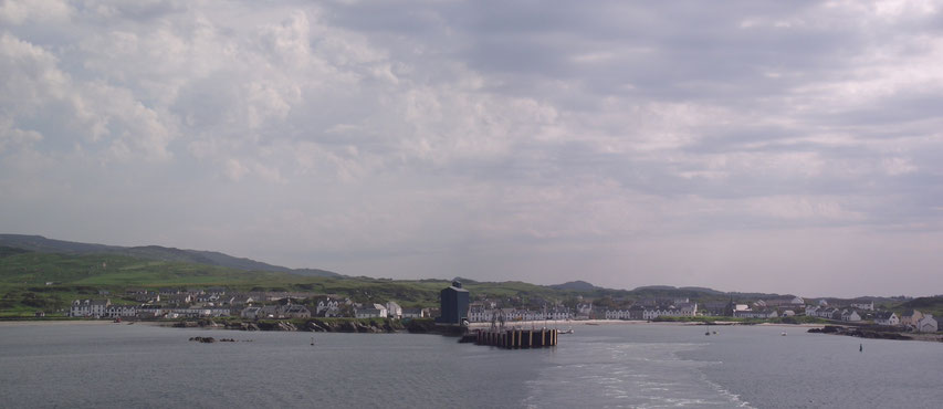 Port Ellen, Isle of Islay, Inner Hebrides, Scotland, UK.