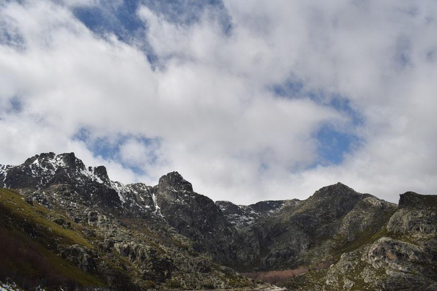 Serra de Estrela mountains, Portugal