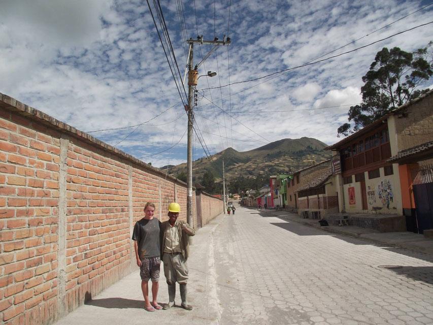 La Esperanza, Ecuador, South America