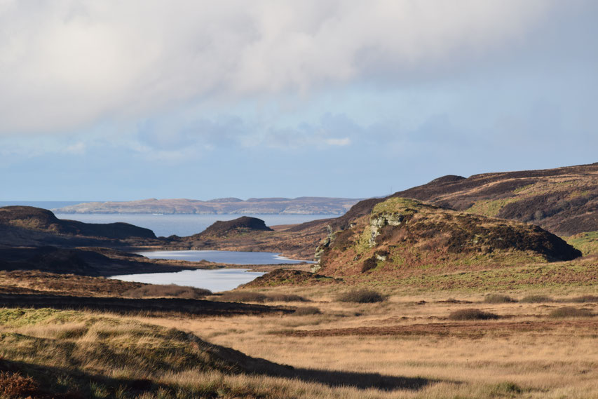 Glenastle Loch, The Oa, Islay